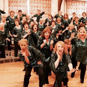 Surrey Harmony Dress Rehearsal