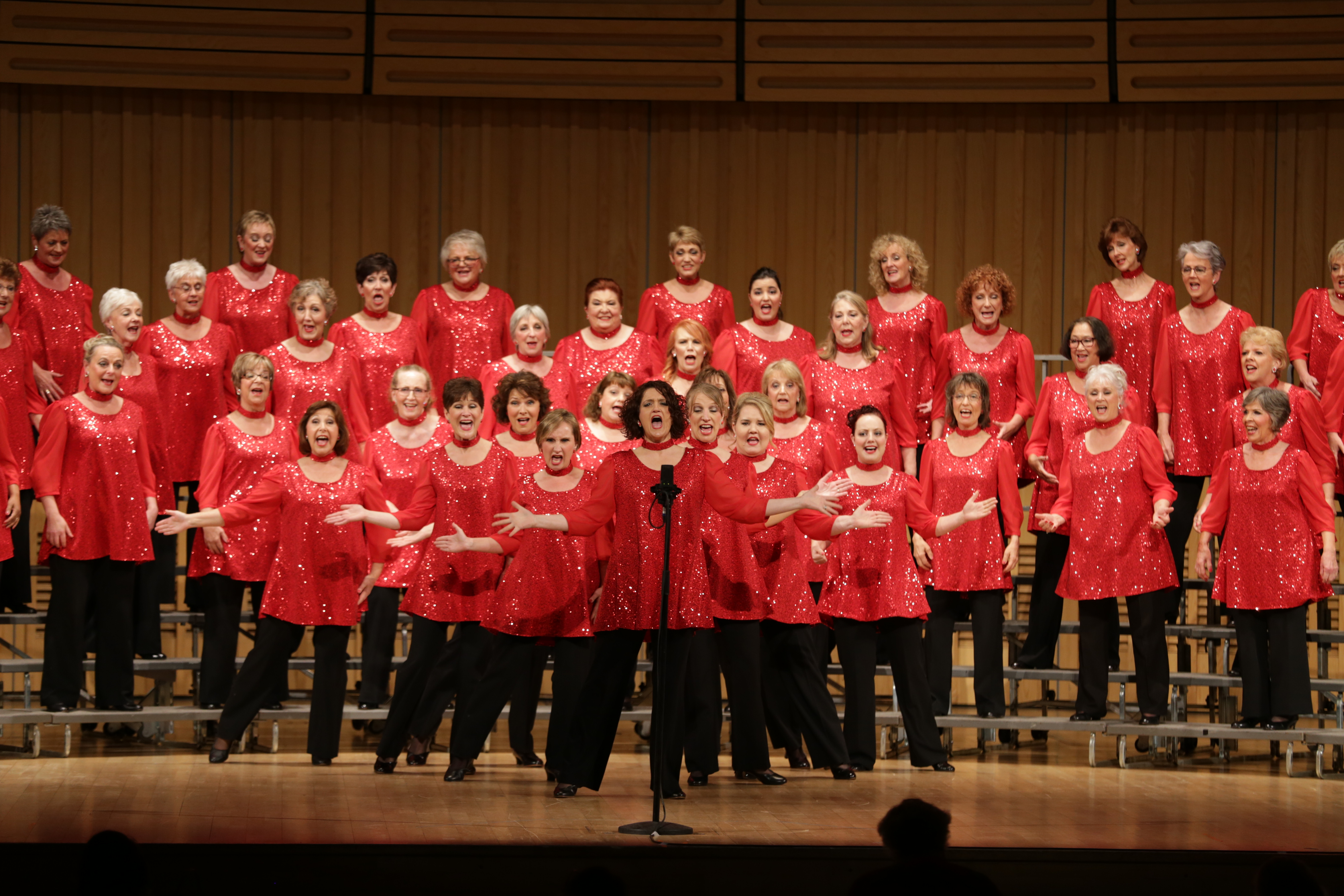 Surrey Harmony at Convention